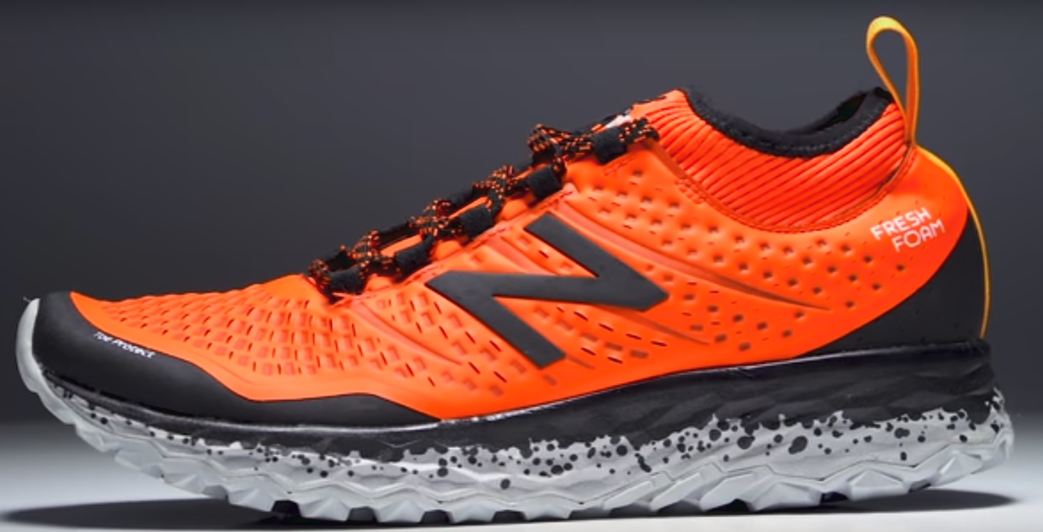 new balance foam hierro v3